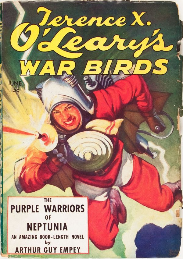 Terence X. O'Leary's War Birds - June 1935