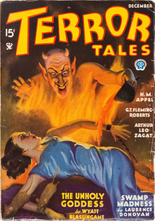 Terror Tales - December 1935