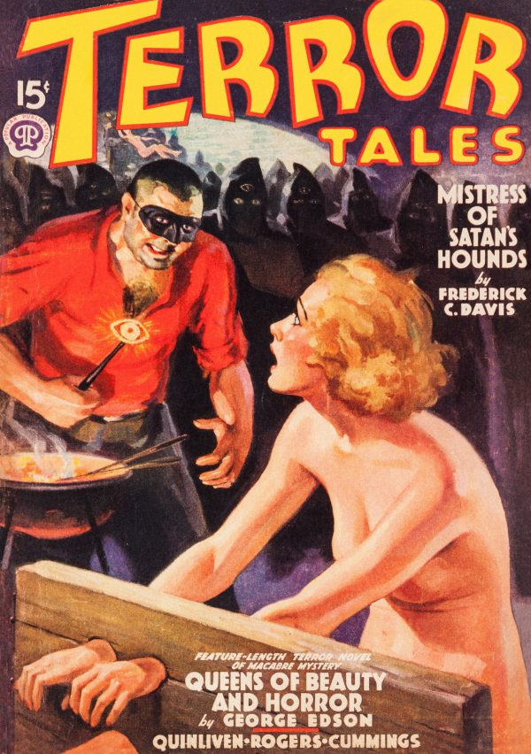 Terror Tales Magazine May-June 1938