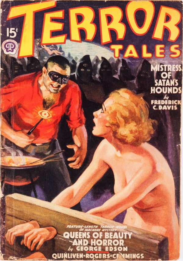 Terror Tales - May-June 1938