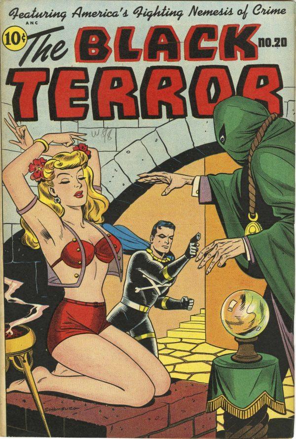 The Black Terror #20