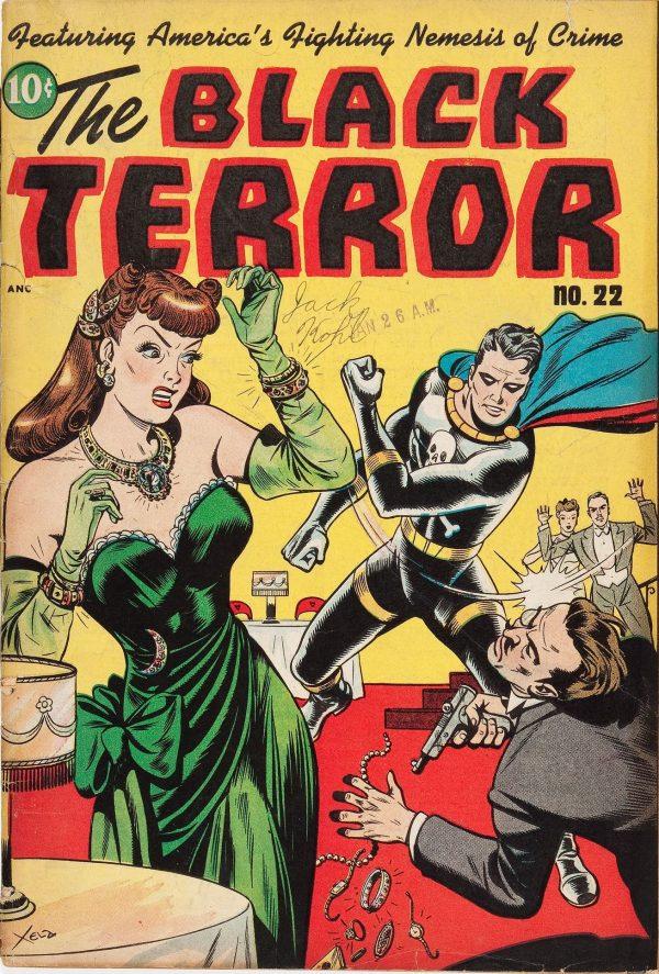 The Black Terror #22