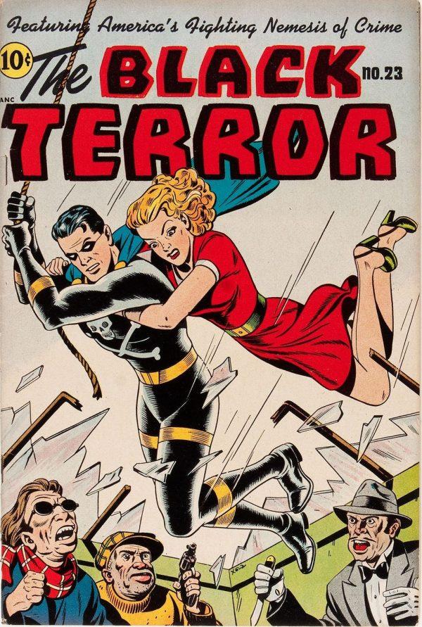The Black Terror #23