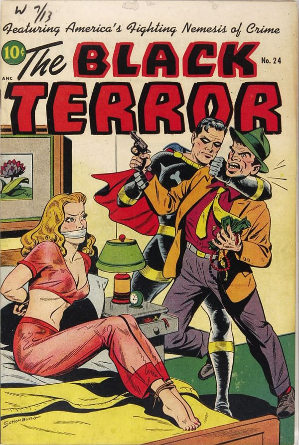 The Black Terror #24