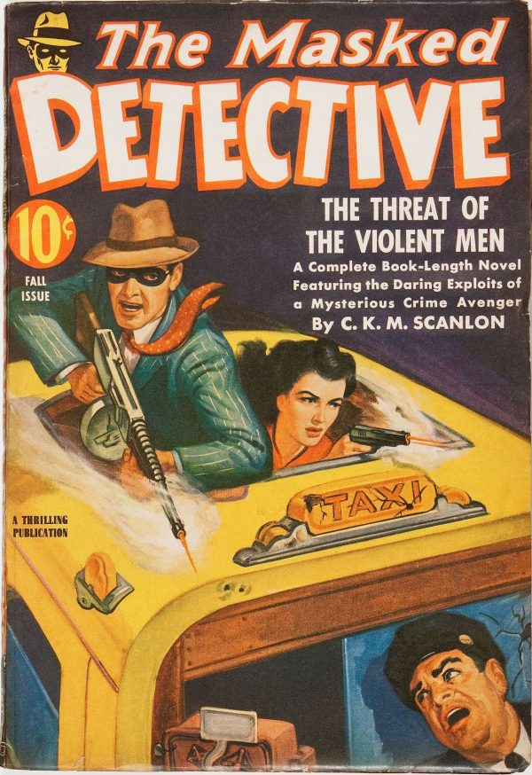 The Masked Detective Fall 1942
