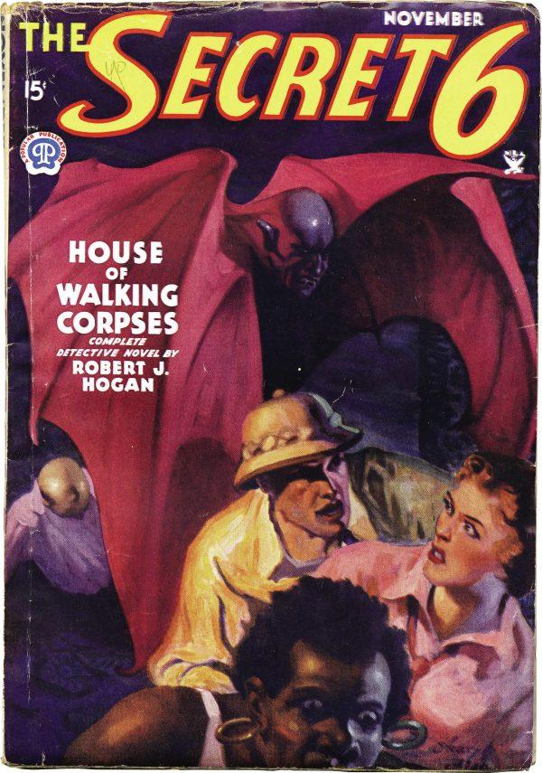 The Secret 6 November 1934