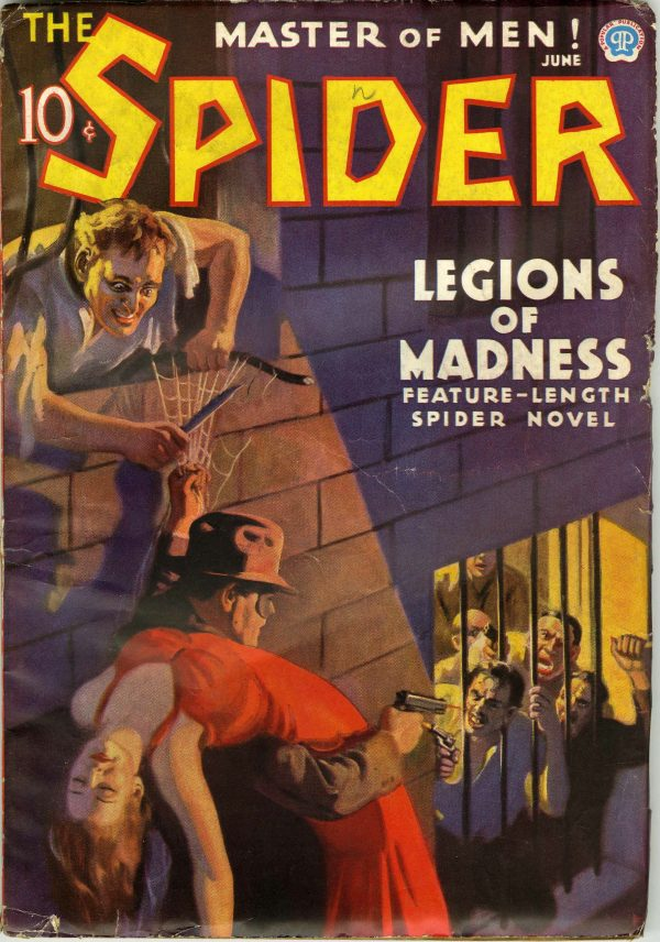 The Spider June 1936