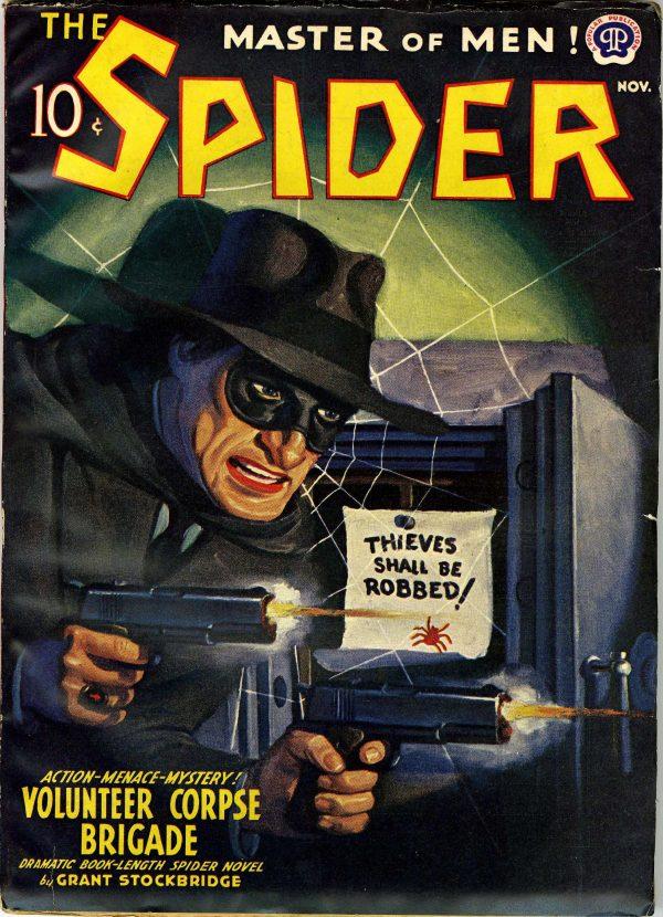 The Spider November 1941