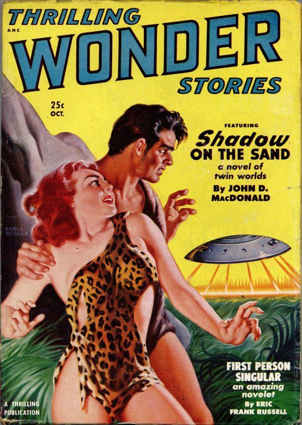 Thrilling Wonder Stories October 1950