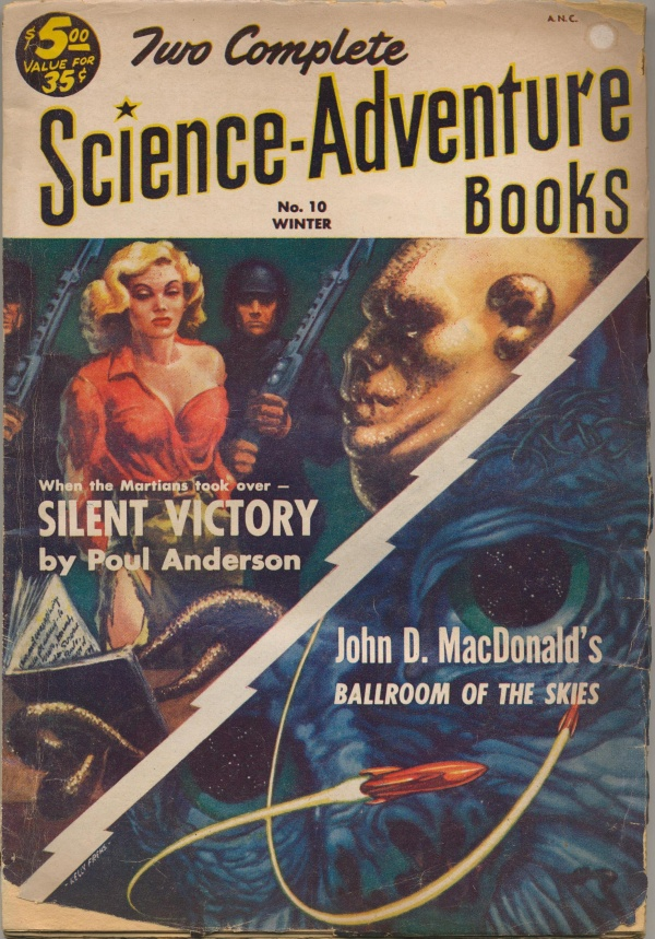 Two Complete Science-Adventure Books Winter 1953