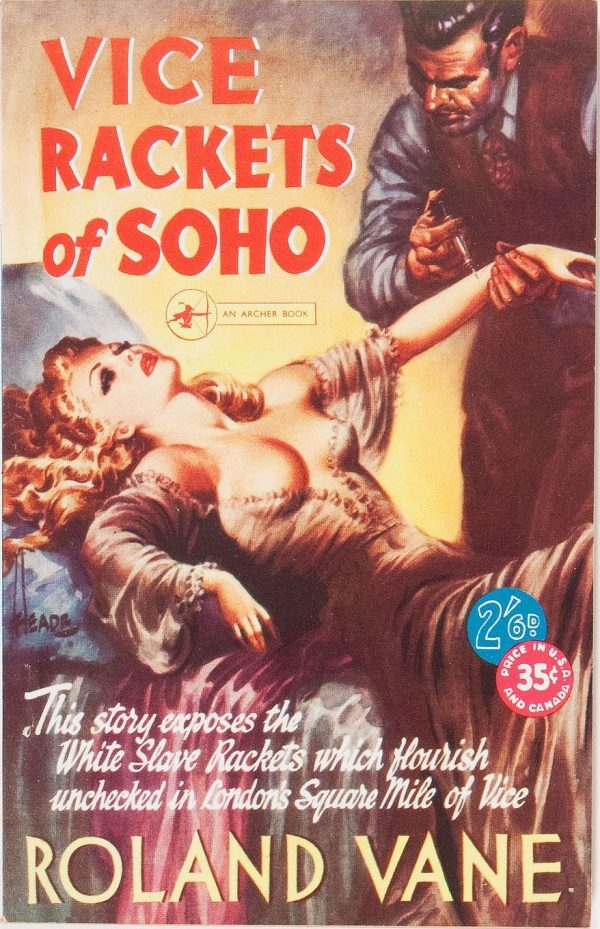 Vice Rackets of SOHO (Kaywin Publishers, 1951)