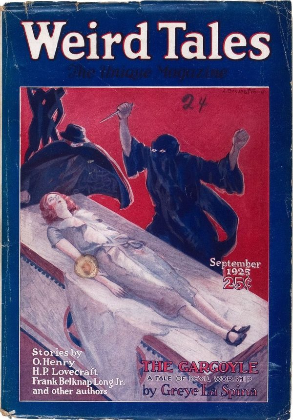 Weird Tales September 1925
