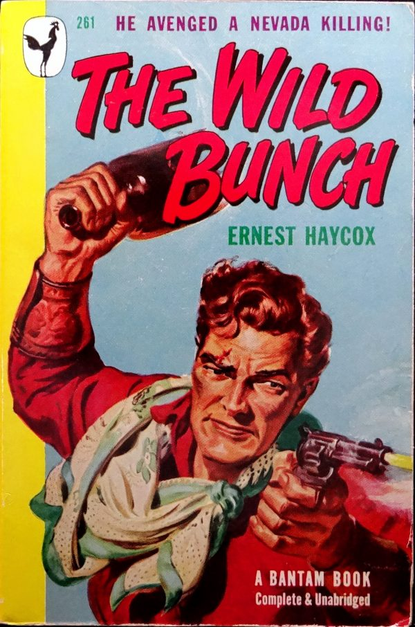 Bantam 261 (May, 1949). First Paperback Printing.  Cover by Norman Saunders