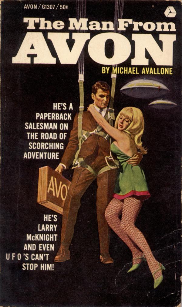 Avon #G1307, 1962