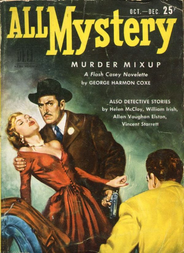 All Mystery, #1, Oct - Dec 1950