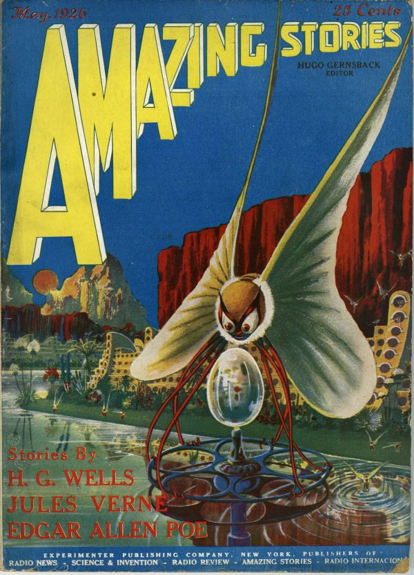 Amazing Stories May 1926