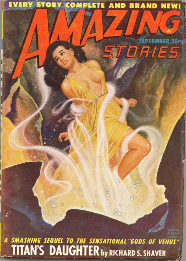 Amazing Stories September 1948