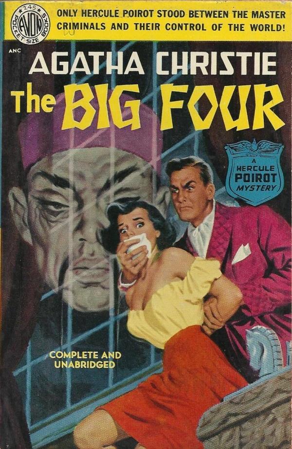 Avon  Books #245 1950