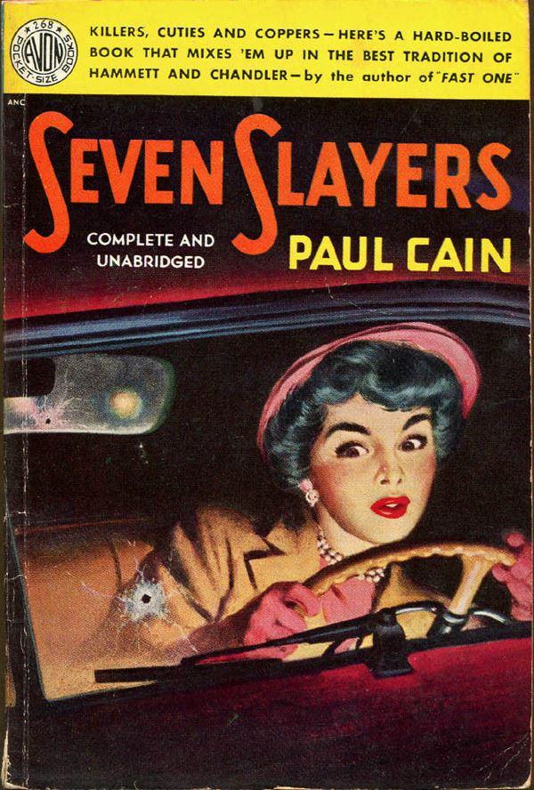 Avon Books #268 1950
