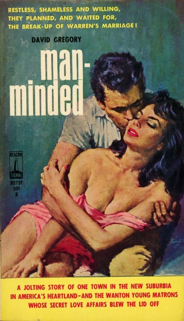 Beacon Books B573F - David Gregory - Man-Minded