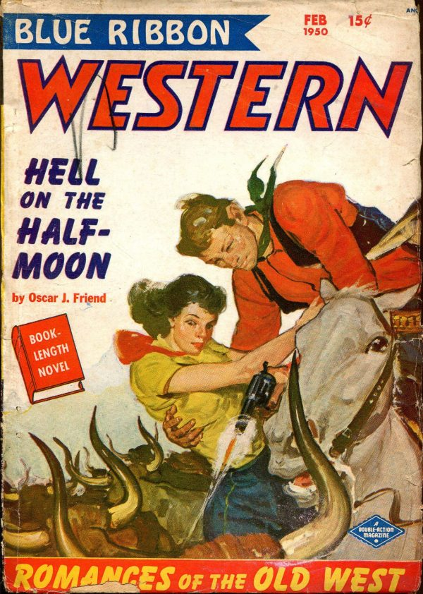 Blue Ribbon Western February, 1950
