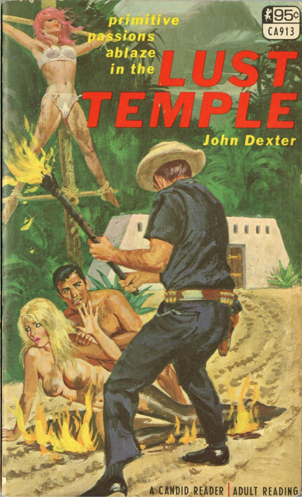 CA913 - Lust Temple (1968)