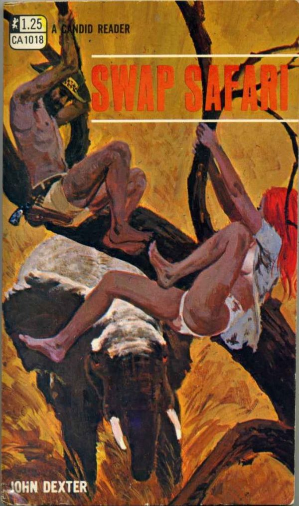 Candid Reader CA1018 1970