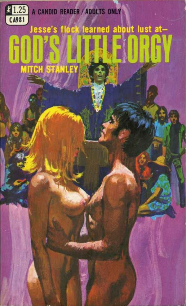 Candid Reader CA981 1969