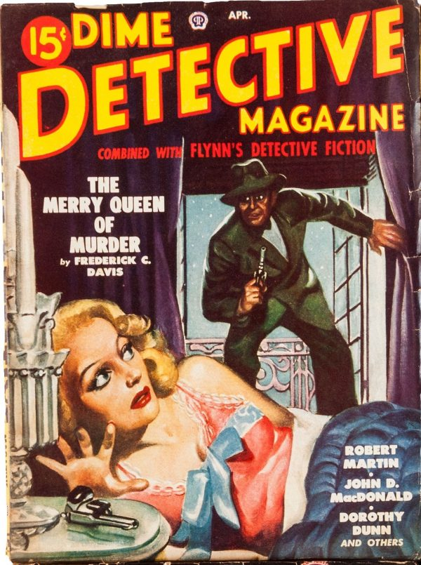 Dime Detective April 1949