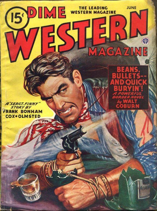 Dime Western June, 1946
