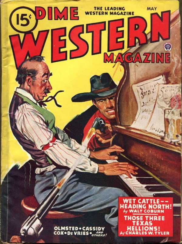 Dime Western May 1946