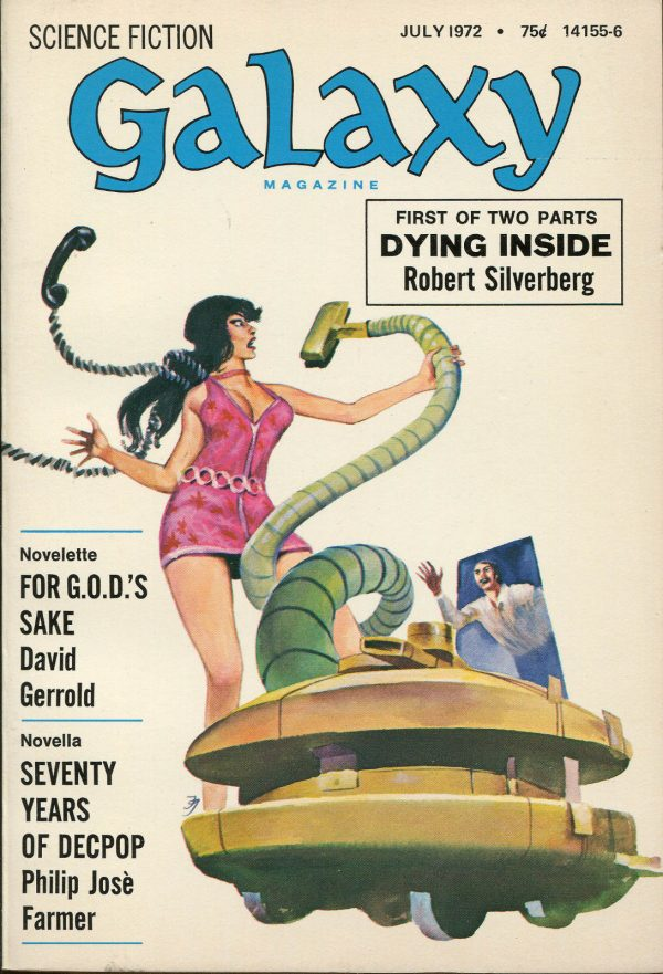 Galaxy SF Digest - July, 1972