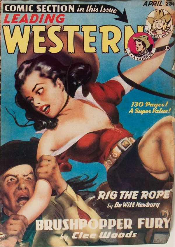 Leading Western April 1950