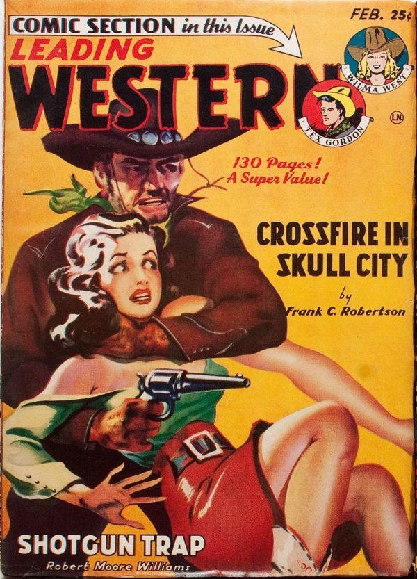 Leading Western February 1950