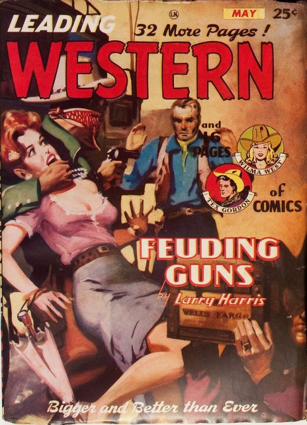 Leading Western May 1949