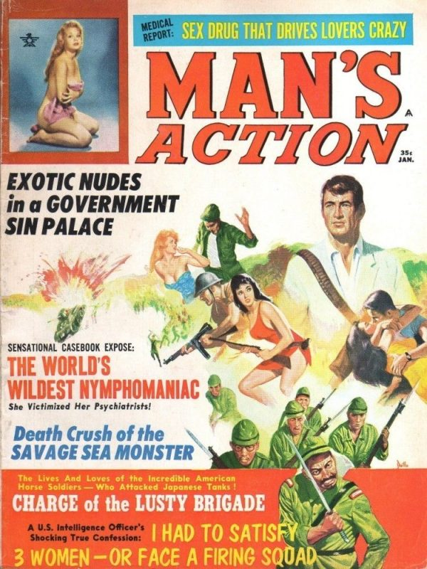 MAN'S ACTION Volume 6, Number 6 (January 1966)