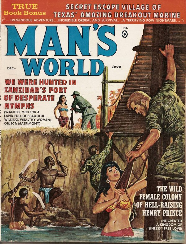 Man's World December 1961