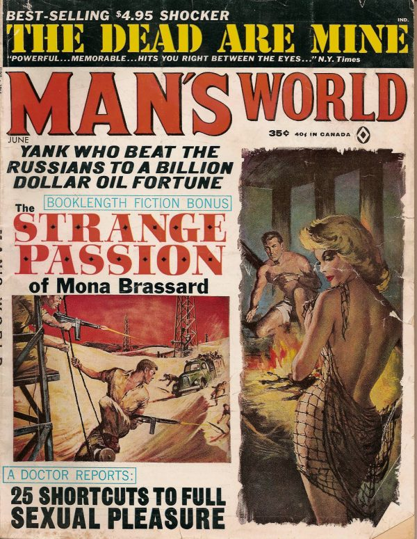 Man's World June 1964
