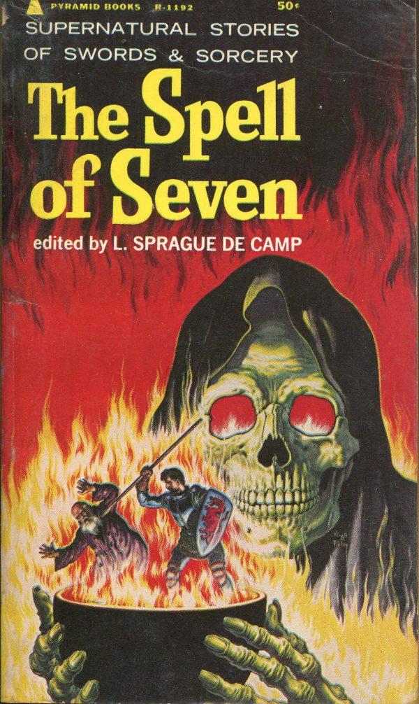 Pyramid Books #R1192, 1965