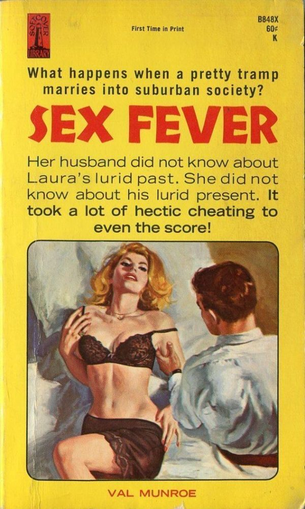 Sex Fever, by Val Munroe, 1965