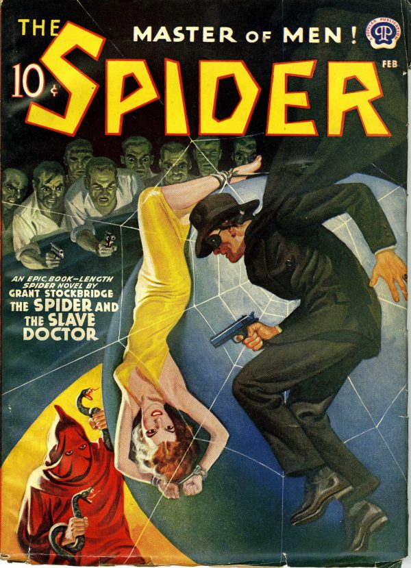 The Spider February 1941