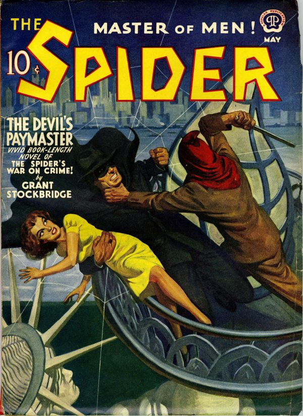 The Spider May 1941