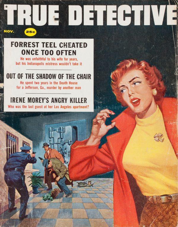 True Detective November 1958