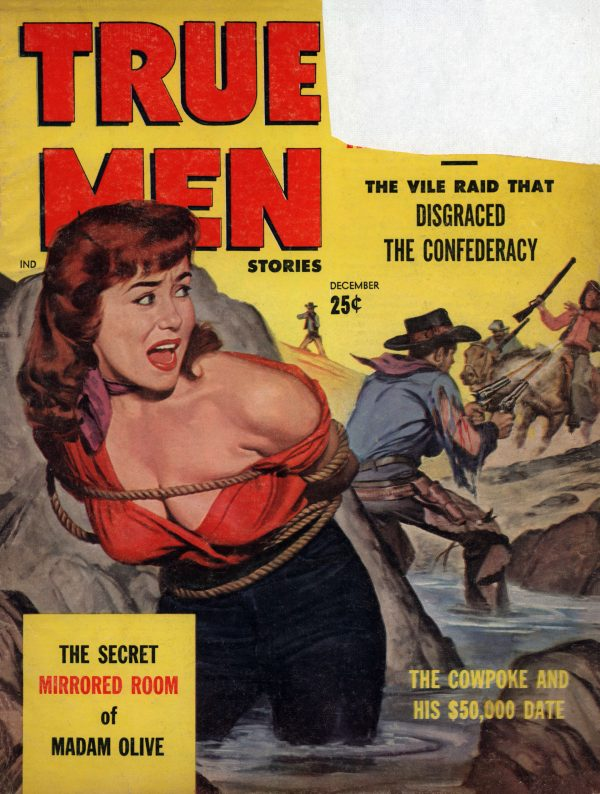 True Men Stories December 1958