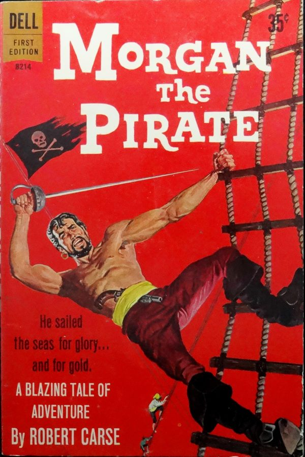 Dell First Edition B-214 (July, 1961). Movie Tie-In.  Cover by George Gross