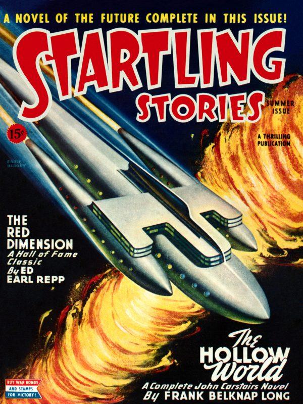 Startling Stories, Summer 1945