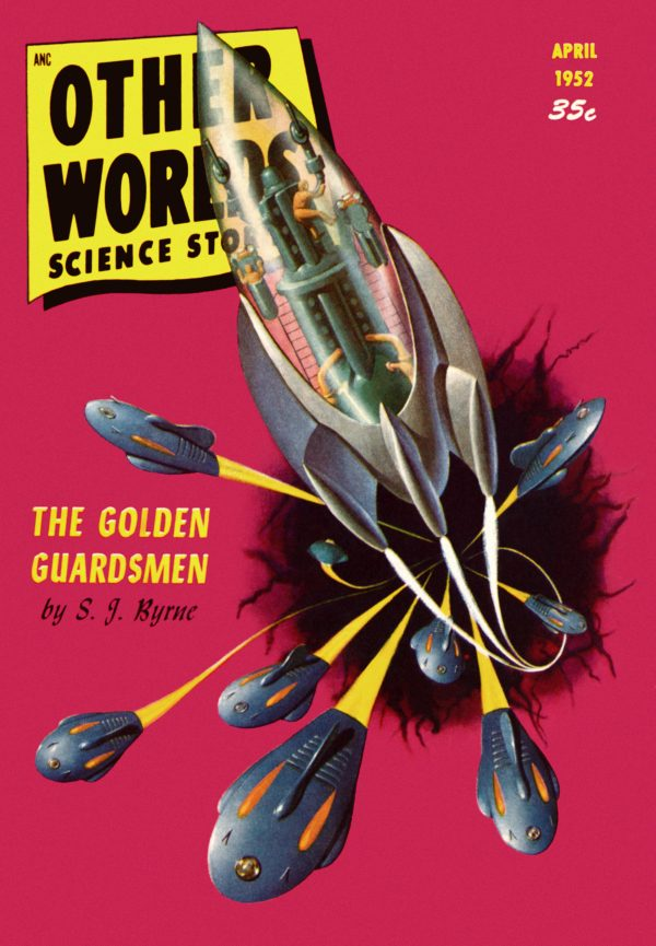 Other Worlds Science Stories, April 1952