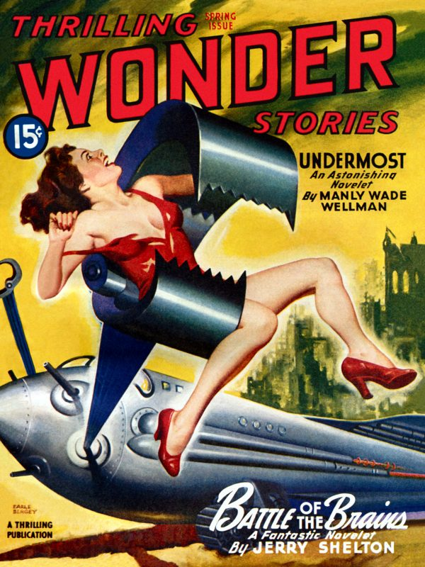 Thrilling Wonder Stories, Spring 1946