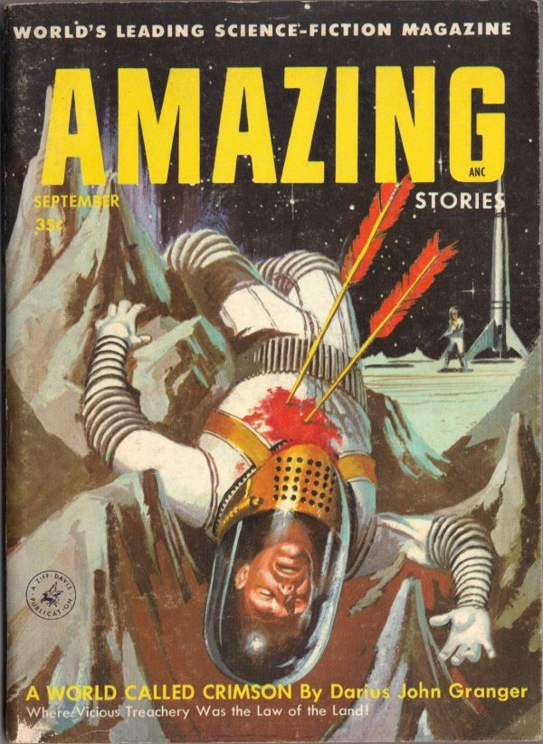 Amazing Stories September 1956