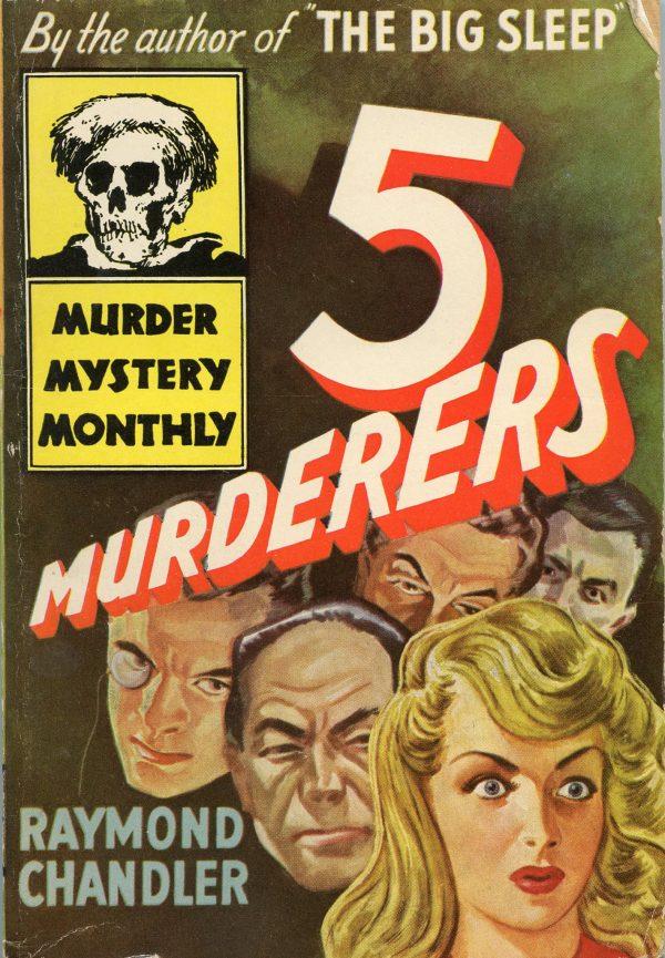 Avon Murder Mystery Monthly #19 1944